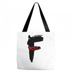 funny mens t shir 'f'yout Tote Bags | Artistshot