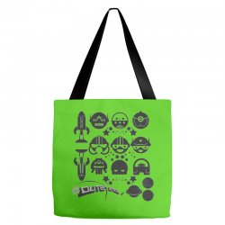 Out Space Tote Bags | Artistshot