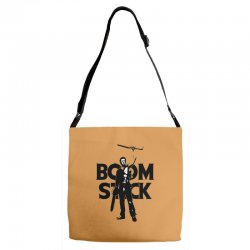 boom stick Adjustable Strap Totes | Artistshot
