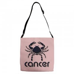 cancer Adjustable Strap Totes | Artistshot