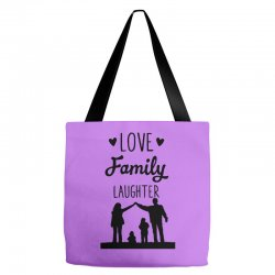 love family laughter Tote Bags | Artistshot