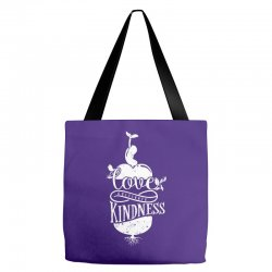 love cultivate kindness Tote Bags | Artistshot