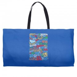 funny john lennon imagine quote Weekender Totes | Artistshot