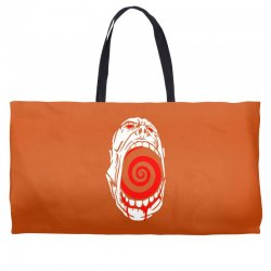 screaming face Weekender Totes | Artistshot