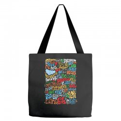 funny john lennon imagine quote Tote Bags | Artistshot