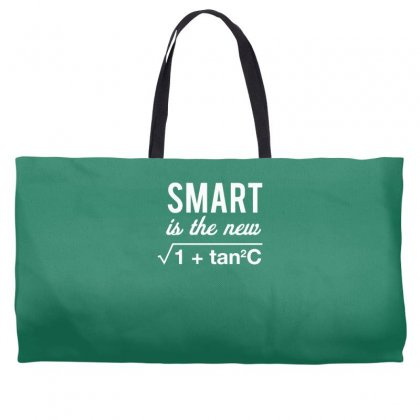 Smart Is The New Sexy Weekender Totes Designed By Gematees
