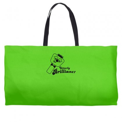 Utterly Brilliant! Weekender Totes Designed By Gematees