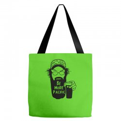 be more pacific Tote Bags | Artistshot