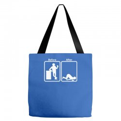 before after Tote Bags | Artistshot
