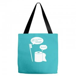 i have the worst job in the world! Tote Bags | Artistshot