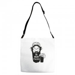 be more pacific Adjustable Strap Totes | Artistshot