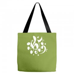 music notes Tote Bags | Artistshot