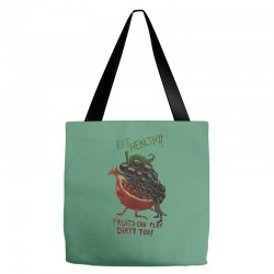 eat fruits Tote Bags | Artistshot