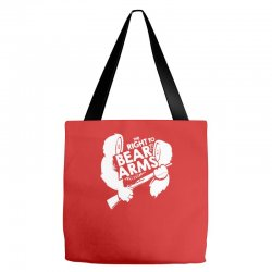 the right to bear arms Tote Bags | Artistshot