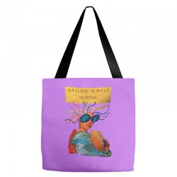 yellow magic orchestra Tote Bags | Artistshot