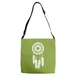 dreamcatcher Adjustable Strap Totes | Artistshot