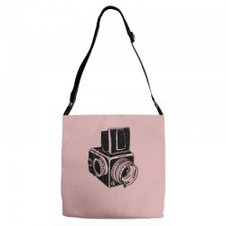 hasselblad vintage camera Adjustable Strap Totes | Artistshot