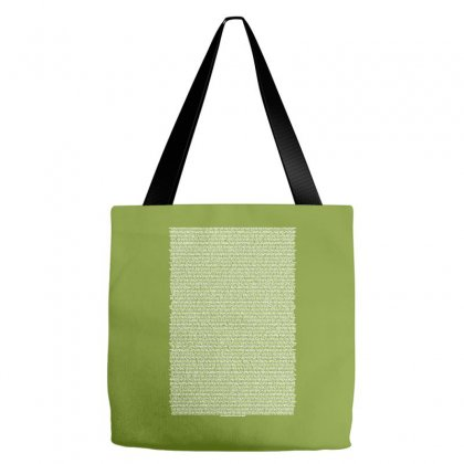 Bee Movie Script Tote Bags Designed By Vr46
