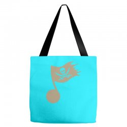 music pirate Tote Bags | Artistshot