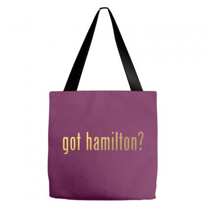 Got Hamilton? Tote Bags Designed By Vr46