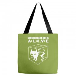 the big bang theory sheldon cooper schrodinger's cat Tote Bags | Artistshot