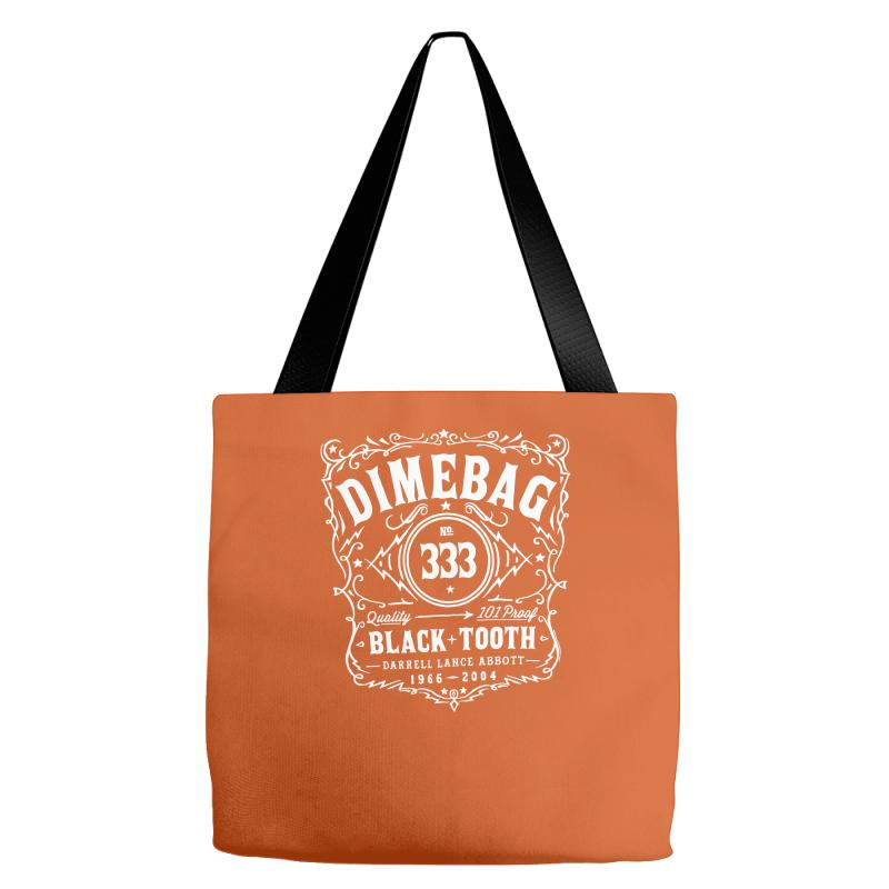 Dimebag Darrell Whiskey Tote Bags By Artistshot