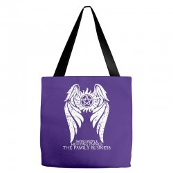 The Family Business Tote Bags | Artistshot