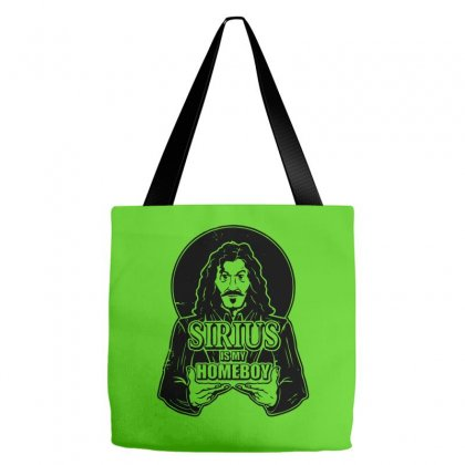 Sirius Is My Homeboy Tote Bags Designed By Specstore