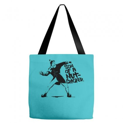 Son Of A Nut Cracker Tote Bags Designed By Specstore