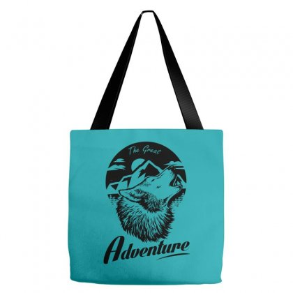 The Great Adventure Tote Bags Designed By Specstore