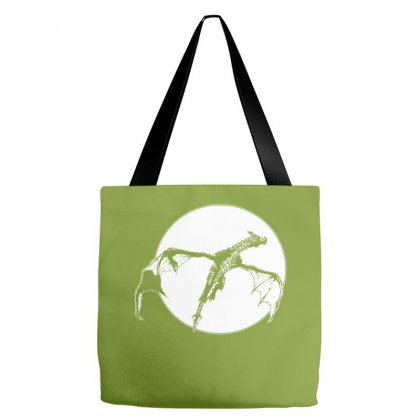 There Be Dragons Tote Bags Designed By Specstore