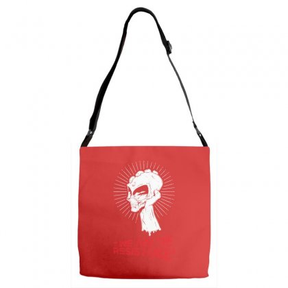 We Are The Resistance Adjustable Strap Totes Designed By Specstore