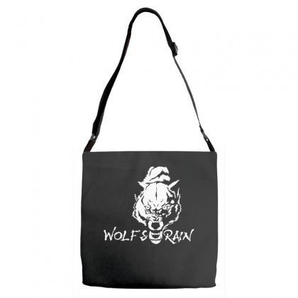Wolfs Rain Anime Adjustable Strap Totes Designed By Specstore