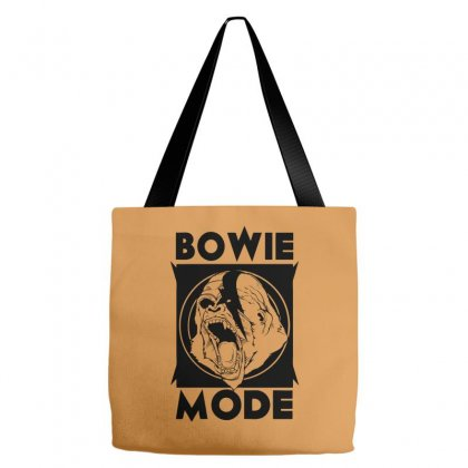 Bowie Mode Tote Bags Designed By Specstore