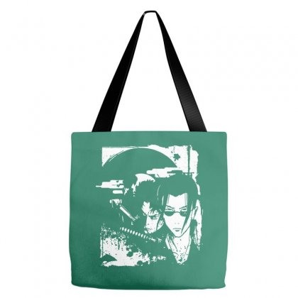 Champloo Grunge Tote Bags Designed By Specstore