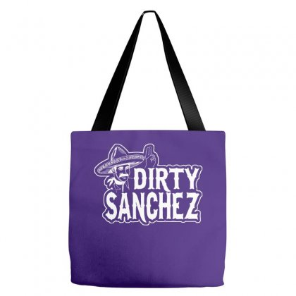 Dirty Sanchez Tote Bags Designed By Specstore