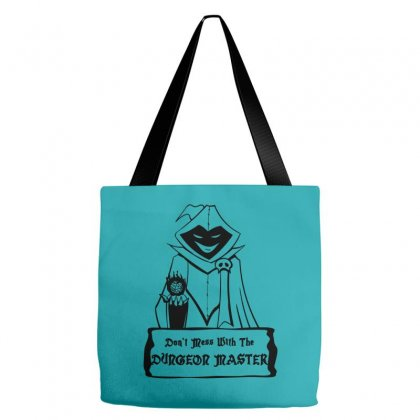 Dungeon Master Cloak Tote Bags Designed By Specstore