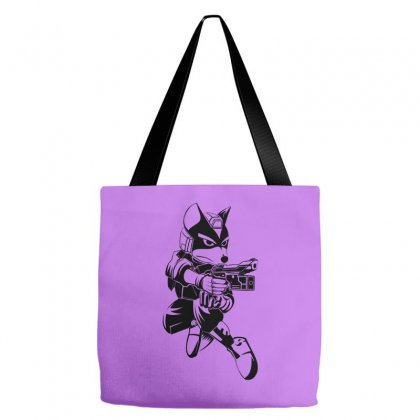 Fox Mccloud Tote Bags Designed By Specstore