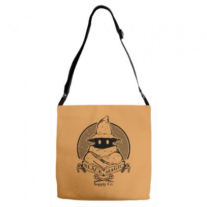 Black Magic Supply Co Adjustable Strap Totes Designed By Specstore