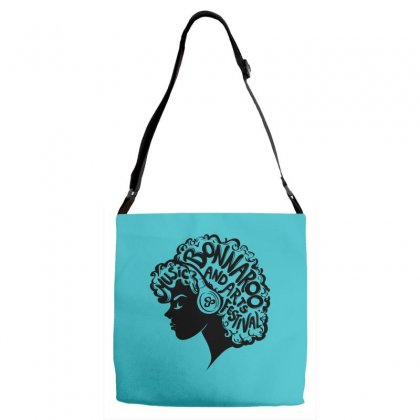 Bonnaroo Adjustable Strap Totes Designed By Specstore