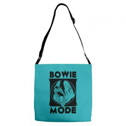 Bowie Mode Adjustable Strap Totes Designed By Specstore