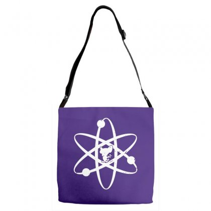 Brain Damage Adjustable Strap Totes Designed By Specstore