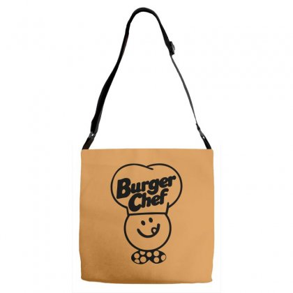 Burger Chef Adjustable Strap Totes Designed By Specstore
