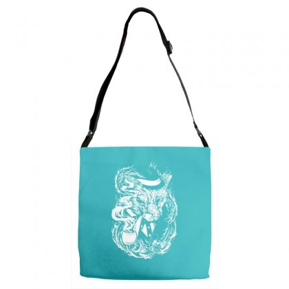 Detective Fox Adjustable Strap Totes Designed By Specstore