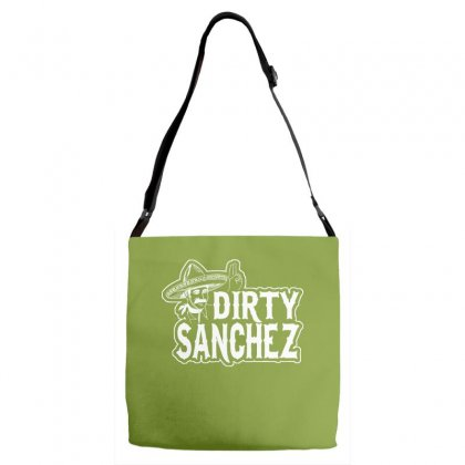 Dirty Sanchez Adjustable Strap Totes Designed By Specstore