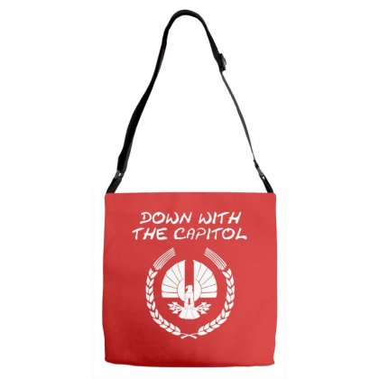 Down With It Adjustable Strap Totes Designed By Specstore