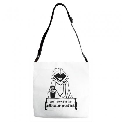 Dungeon Master Cloak Adjustable Strap Totes Designed By Specstore