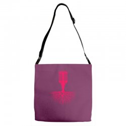 musical roots Adjustable Strap Totes | Artistshot