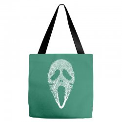 The Scream Tree Tote Bags | Artistshot