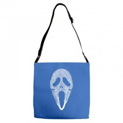 The Scream Tree Adjustable Strap Totes | Artistshot